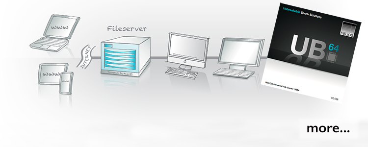 Helios Universal File Server UB64